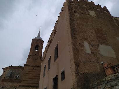 Castillo palacio de Calatorao