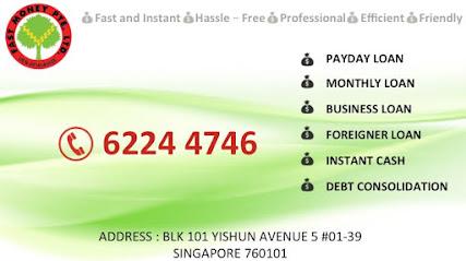 Personal Loans | Money Lender Singapore