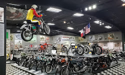 Hill Country Motorheads Motorcycle Museum