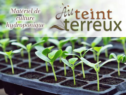 Garden center Au Teint Terreux in Sorel-Tracy (QC) | LiveWay