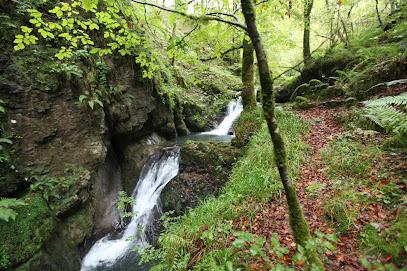 Pesanca recreation area, Piloña, Asturias