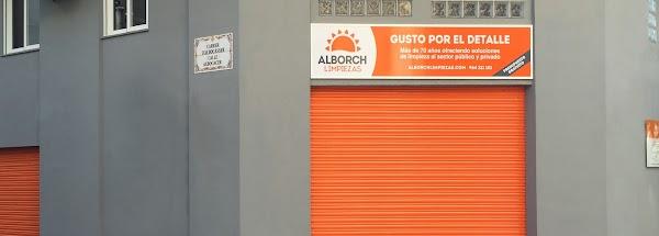 Alborch Limpiezas