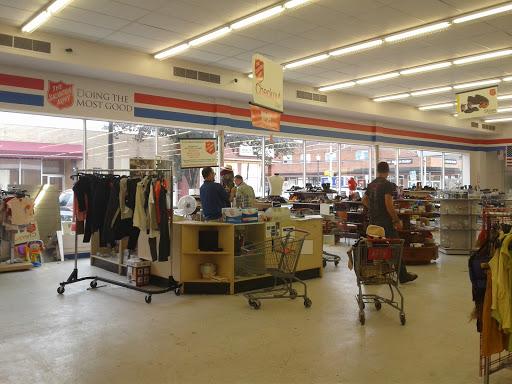 Salvation Army Thrift Store, 25 Bassett Hwy, Dover, NJ 07801, USA, Thrift Store