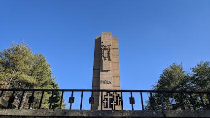 Monumento Franquista al General Mola
