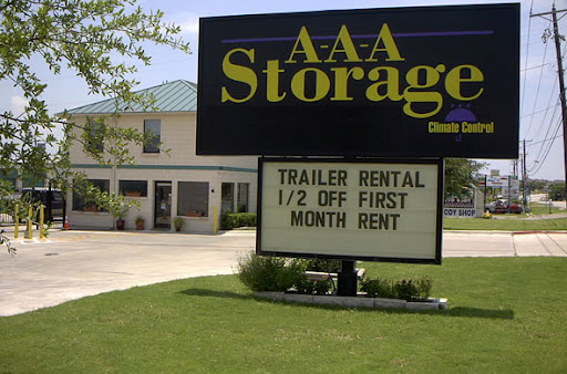 Self-Storage Facility «AAA Storage Pflugerville», reviews and photos