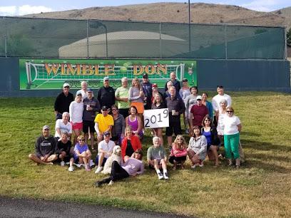 WimbleDon Grass Tennis Courts