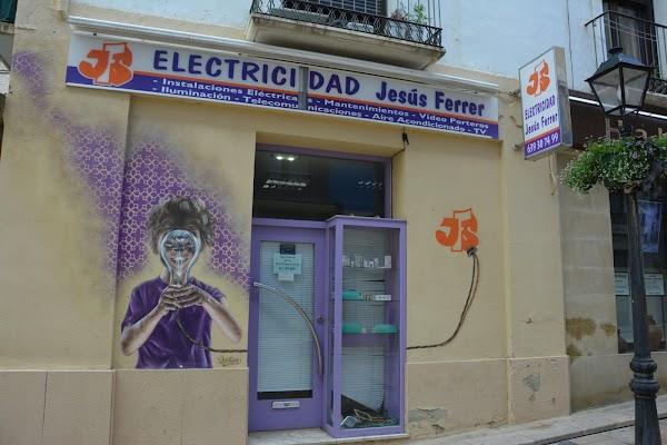 Electricidad Jesús Ferrer S.L.