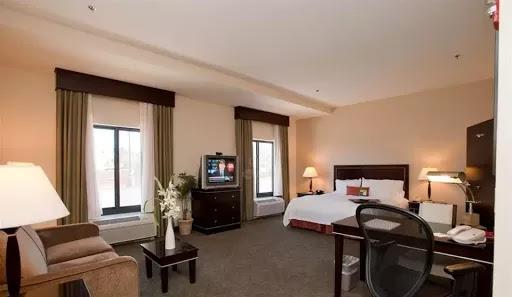 Hotel «Hampton Inn & Suites Las Vegas South», reviews and photos, 3245 St Rose Pkwy, Henderson, NV 89052, USA