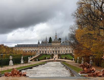 Palacio Real de la Granja Garden