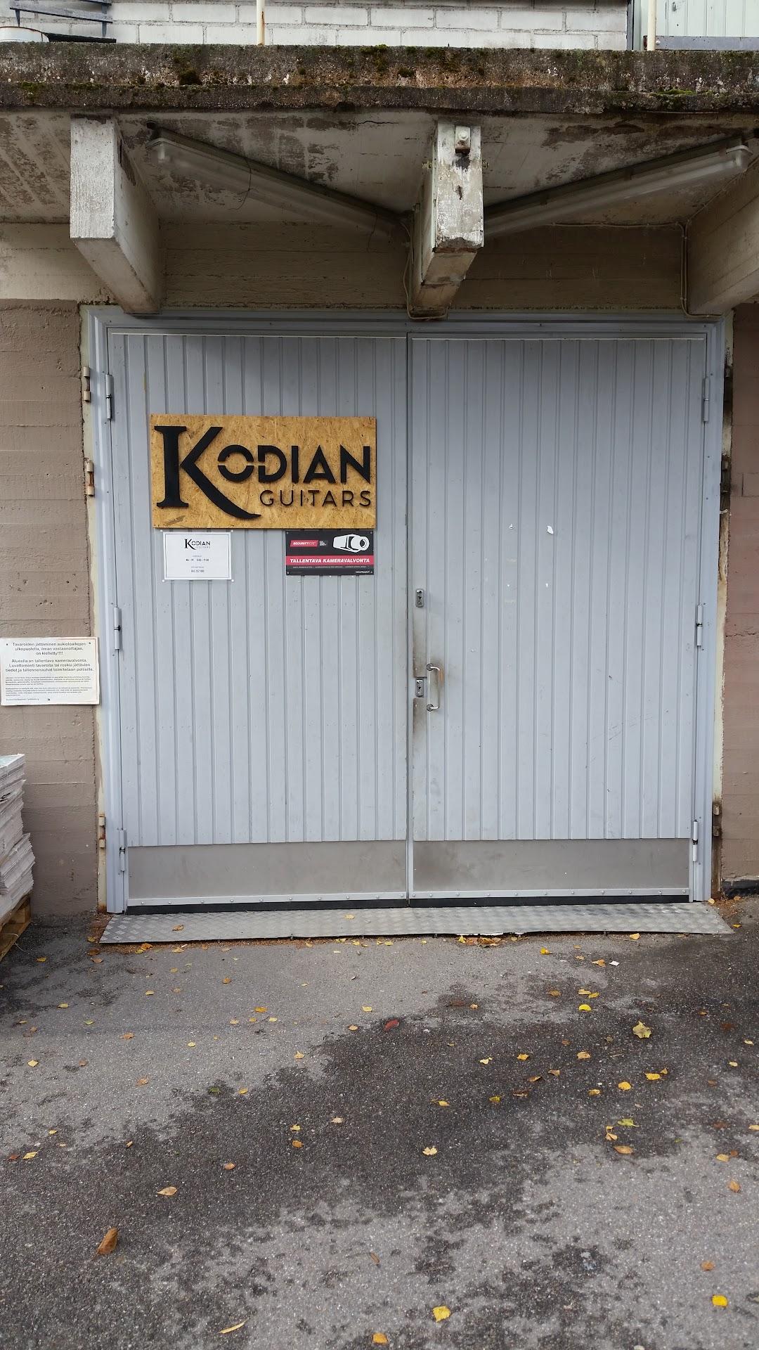 Kodian Guitars Oy