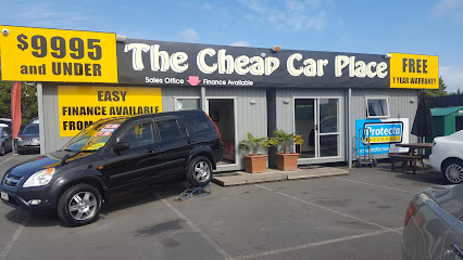 Used car dealer The Cheap Car Place Hamilton