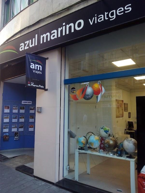 Azul Marino Viajes