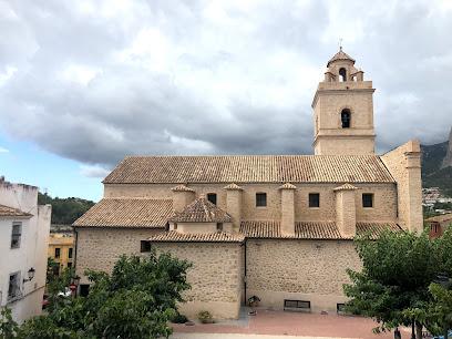 Iglesia San Pedro Apóstol - Polop