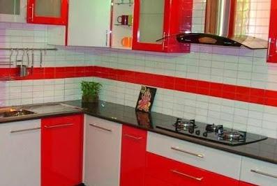 Kutchina suvechha modular kitchen aqyaguard ro water purifierRaiganj