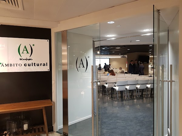 Ámbito Cultural El Corte Inglés Callao