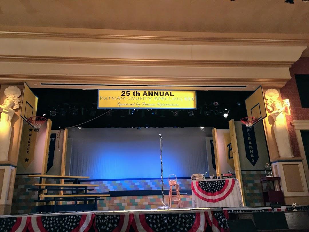 Dante Hall Theater