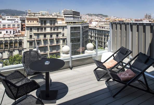 Hotel Catalonia Passeig de Gràcia