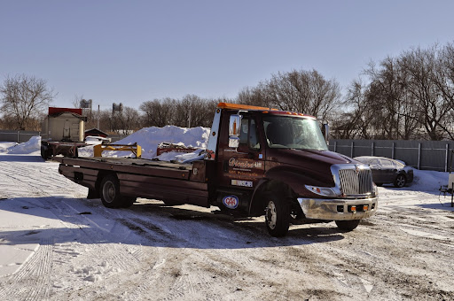 Service de remorquage Gagné & Brothers Towing à Salaberry-de-Valleyfield (Quebec)   AutoDir