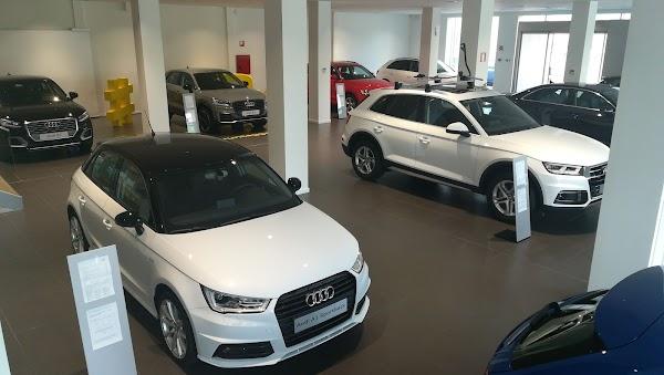 Audi Aldauto Car