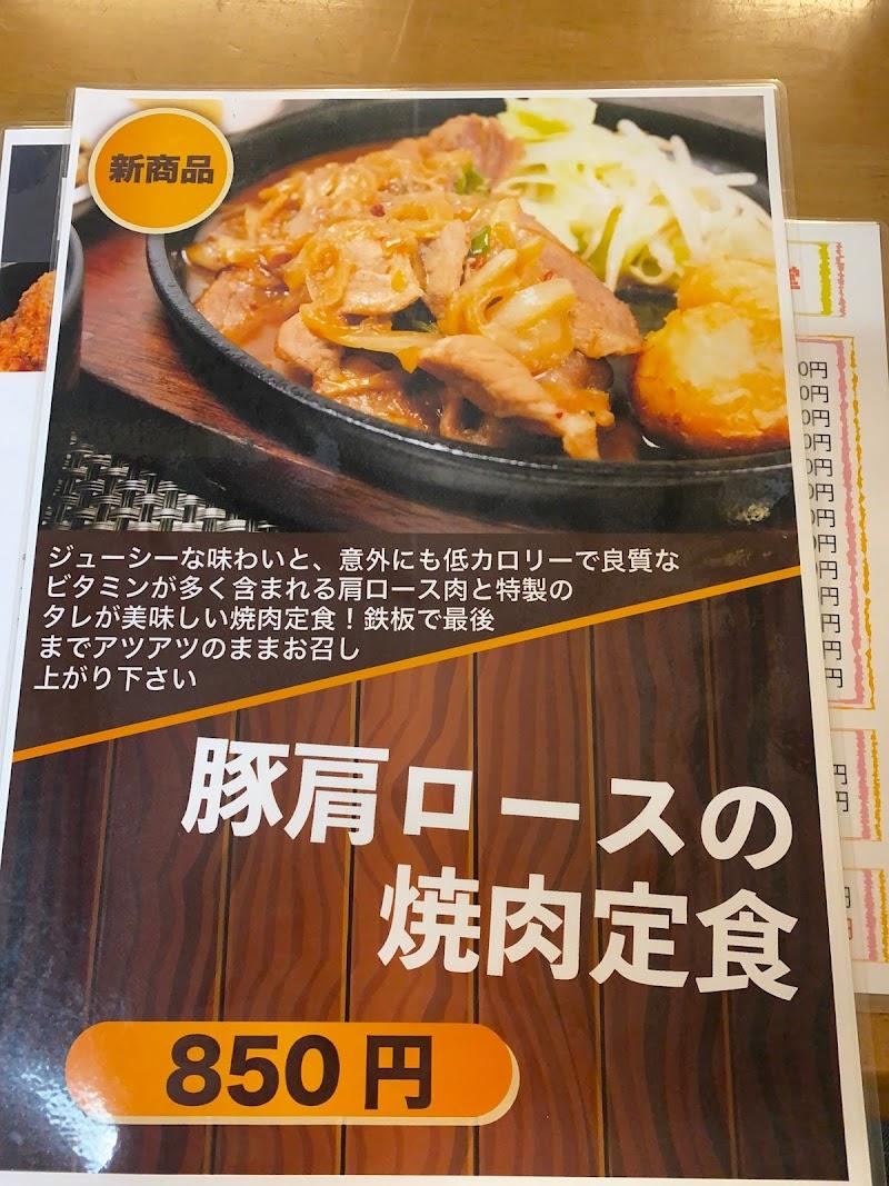 カロリー 焼肉 定食