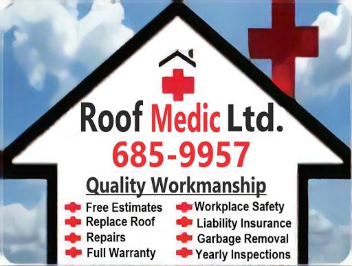 Toiture Roof Medic Ltd. à Mount Pearl (NL) | LiveWay