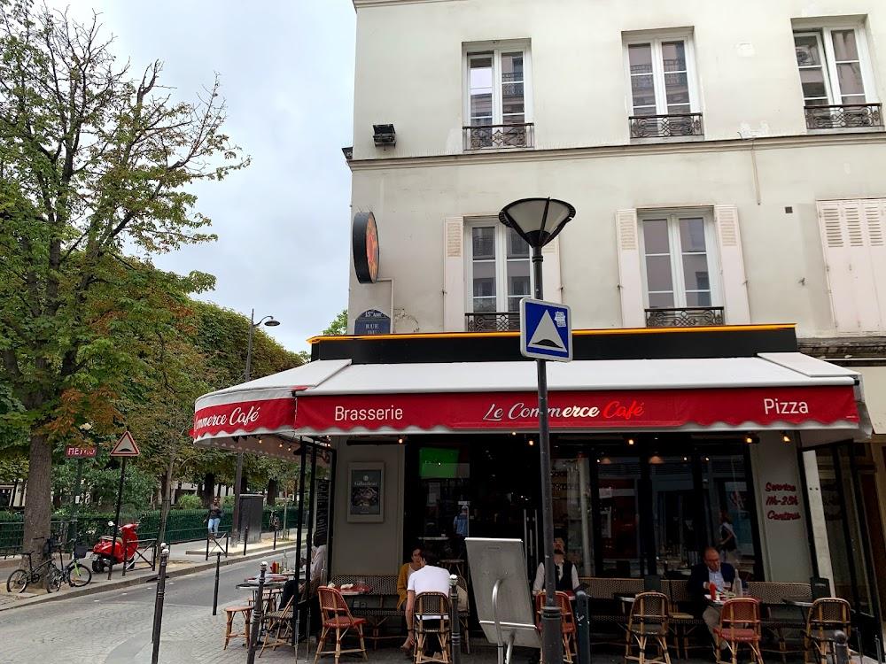 photo du resaurant Le Commerce Café