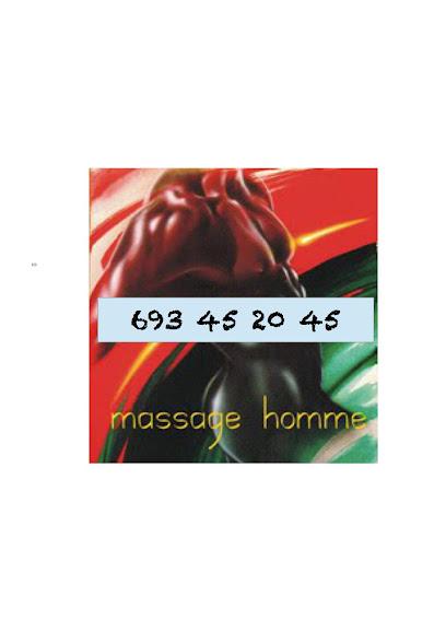 imagen de masajista Masaje hombre Barcelona