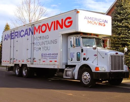 Moving Company «American Moving & Storage», reviews and photos, 2750 Industrial Ln, Broomfield, CO 80020, USA