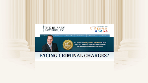 Criminal Justice Attorney «The Bussey Law Firm, P.C.», reviews and photos