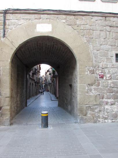 Portal del Castell