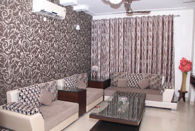 Zeneeze Decor Curtains,Wallpaper, Blinds.Panchkula