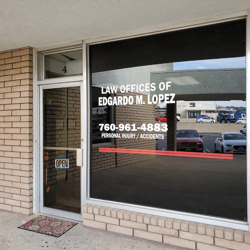 Law Offices of Edgardo M. Lopez, Apple Valley
