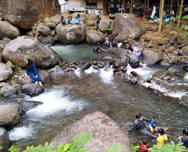 Wisata Alam Cireong Park