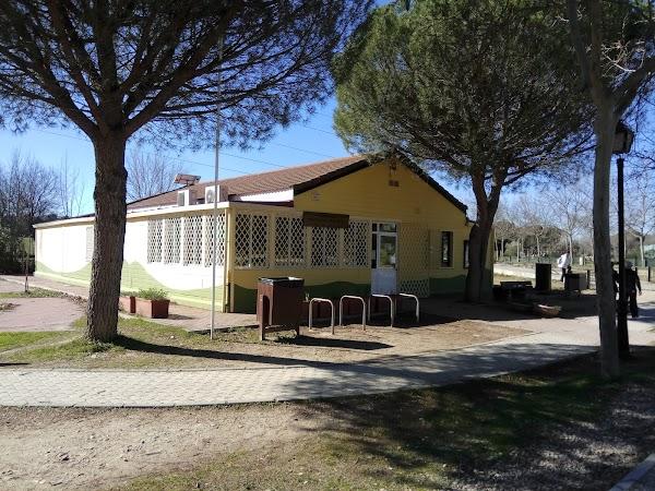 Centro De Educación Ambiental Polvoranca