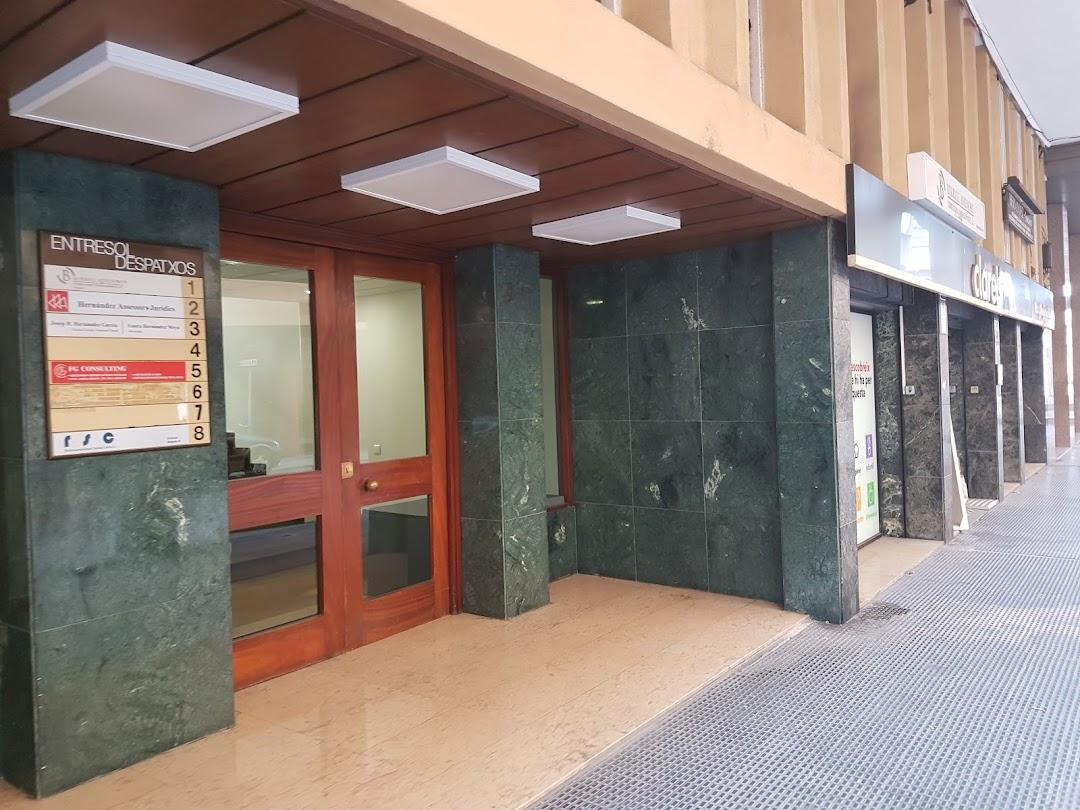 Gestoria Sabadell Hernández Assessors juridics RENTA LABORAL y EMPRESAS