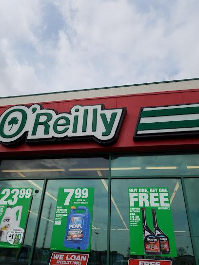 Auto parts store O'Reilly Auto Parts