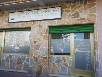 imagen de masajista CENTRO DE TERAPIAS