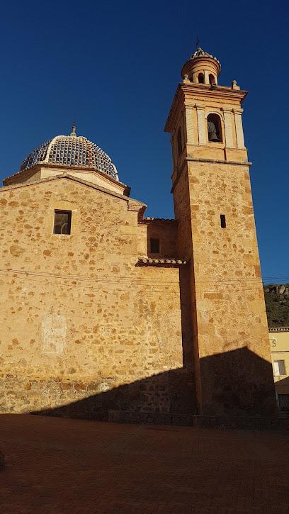 Església parroquial de Sant Mateu