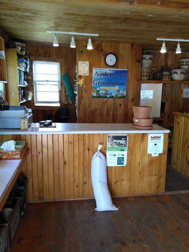 Jardinerie Anderson's Greenhouse à Sackville (NB) | LiveWay