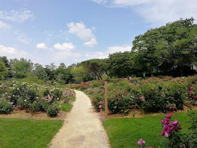 Parc floral de la Roseraie