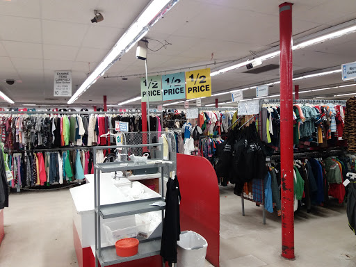 Thrift Store «Village Discount Outlet Store 11», reviews and photos, 4898 N Clark St, Chicago, IL 60640, USA