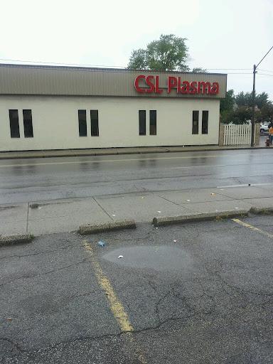 CSL Plasma, 3204 W 25th St, Cleveland, OH 44109, USA, Blood Donation Center
