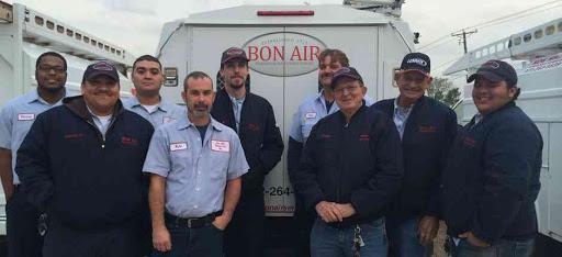 HVAC Contractor «Bon Air Service Company», reviews and photos