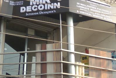 MIR DECCOINN (interior designers)Srinagar