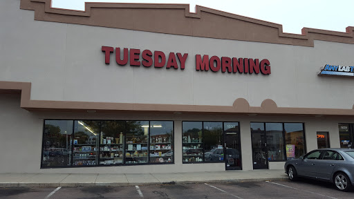 Home Goods Store «Tuesday Morning», reviews and photos, 1833 S Nevada Ave, Colorado Springs, CO 80906, USA