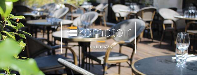 photo du restaurant Komptoir Caudéran