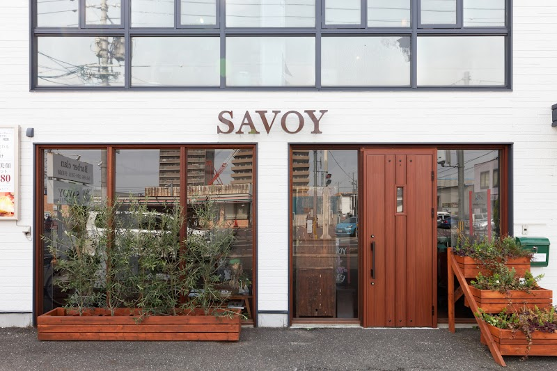 SAVOY -ALL THAT ESTHETIC-