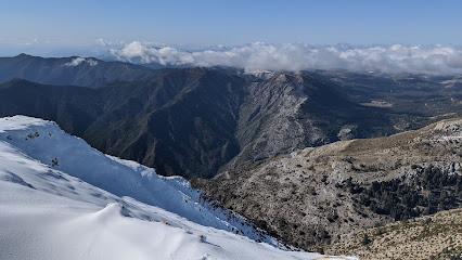 1919 m. Sierra de Las Nieves.