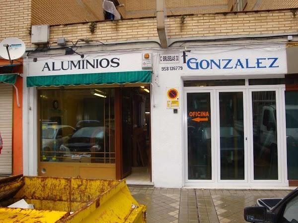 Aluminios F. González