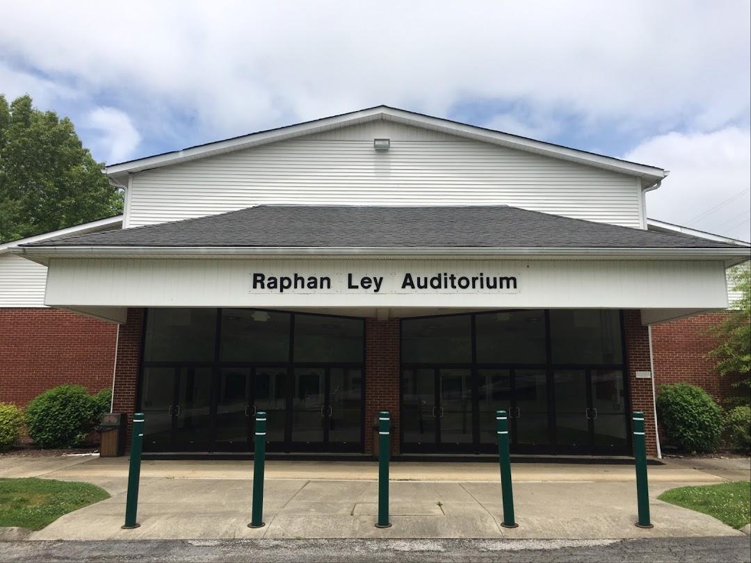 Raphan Ley Auditorium